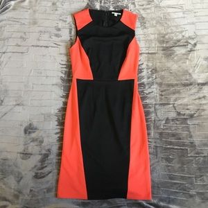 Halogen Black and Red Dress